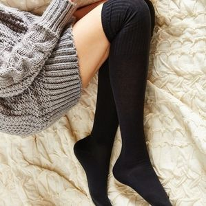 ❥♡Urban Outfitters Purple Over the Knee Socks❥♡